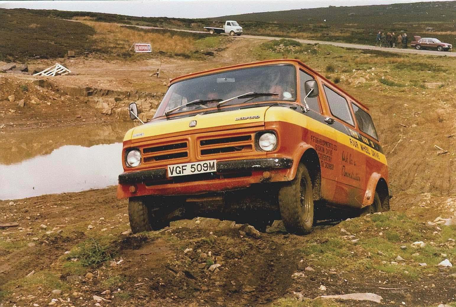 20 Bedford CF1