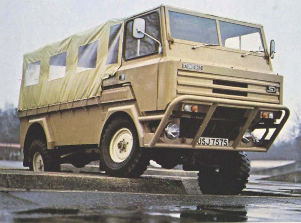 21 Stonefield 4x4 Pickup